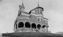 J. W. Robinson House, Los Angeles, 1887